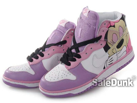 new arrival aef16 32291 Nike Dunk Minne Mouse High tops Sneakers For Women - Cx201306's blog