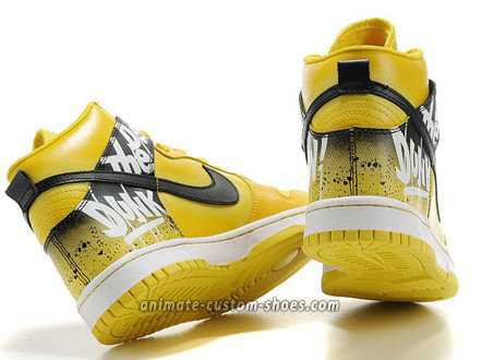 Nike-Dunk-High-Custom-Do-The-Dew-Maise- def9f29a8