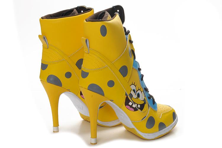 复件 Spongebob-Nike-High-Heels-Boots-For-Women_5